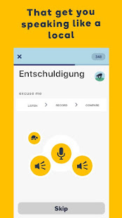 App Learn Languages with Memrise APK for Windows Phone