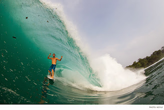 Photo: Photo of the Day: Bede Durbidge, Java. Photo: Noyle #Surfer #SurferPhotos