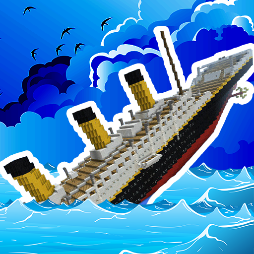 Map Escape from Titanic for Minecraft APK