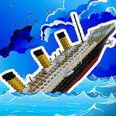 Map Escape from Titanic for Minecraft