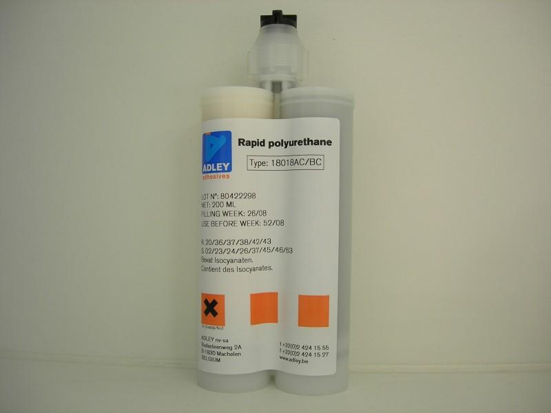 2K Polyurethane glues