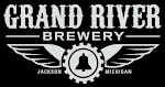 Logo for Grand River Brewery