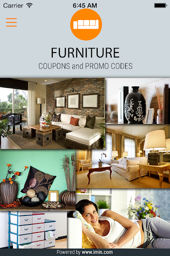 Furniture Coupons - I'm In