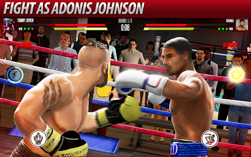 Real Boxing 2 CREED- screenshot thumbnail