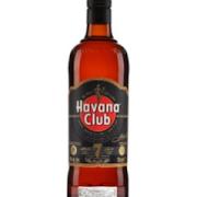 Havana Club 7 year rum