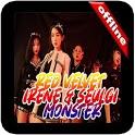 Lagu Red Velvet - IRENE & SEULGI - Monster icon