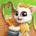 Cat Home Design: Decorate Cute Magic Kitty Mansion 1.13 (Mod Money)