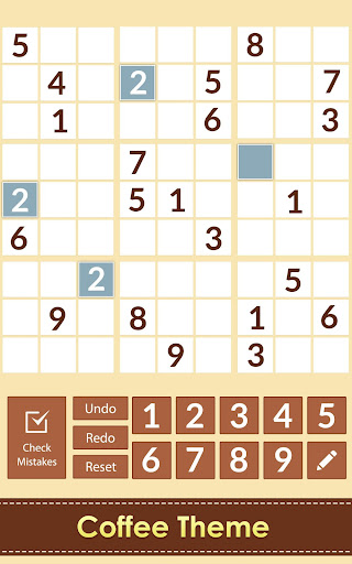 Sudoku Numbers Puzzle  screenshots 15