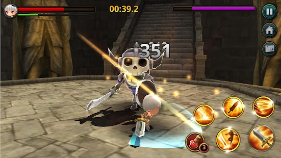 Demong Hunter 3 Screenshot
