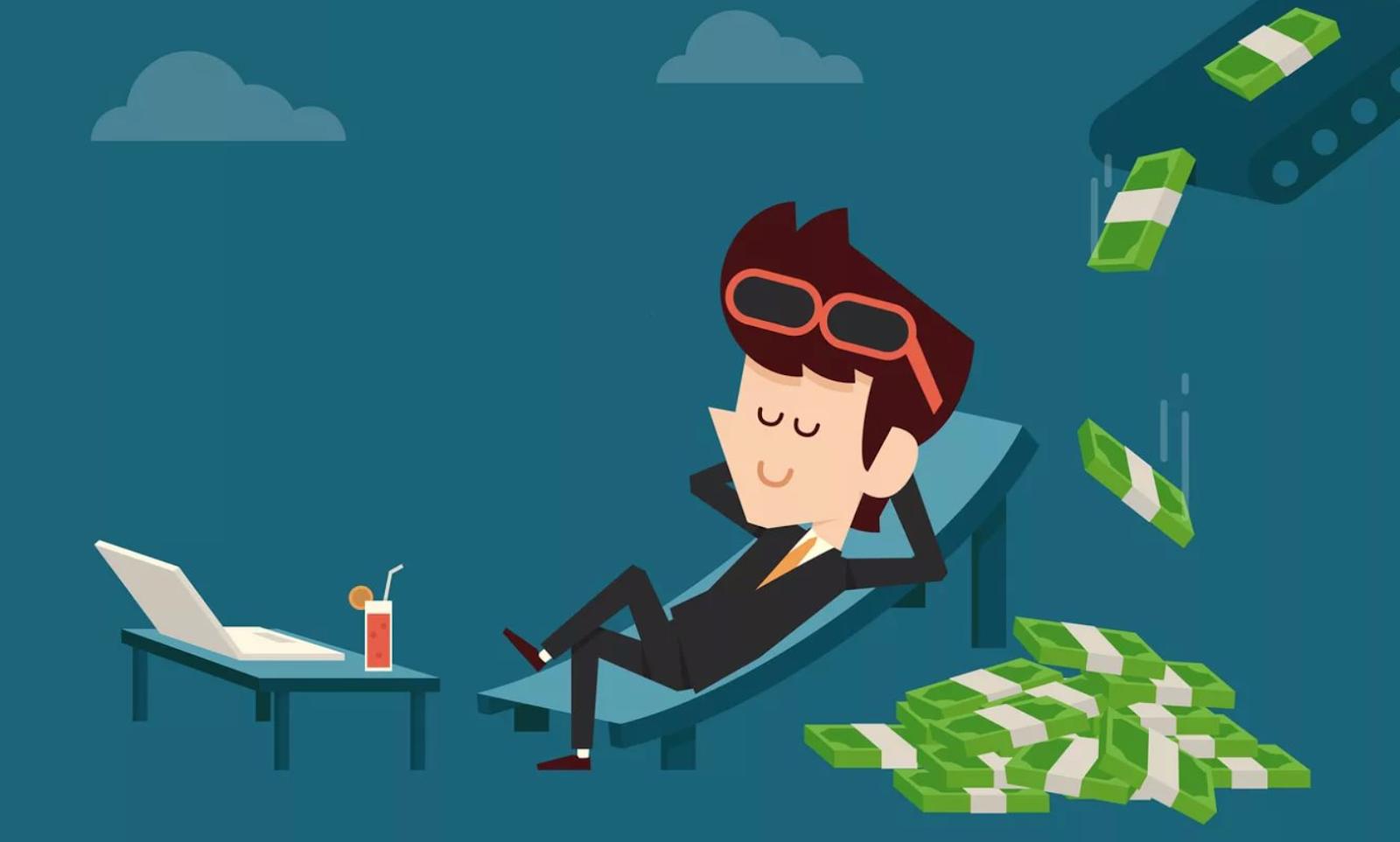 Как прийти к пассивному доходу