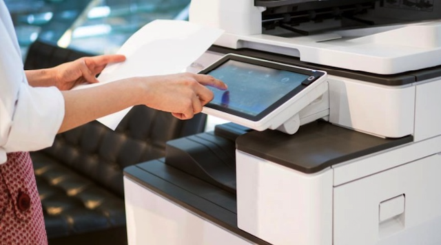 Máy photocopy có chức năng sao chép thần tốc và in ấn sắc nét
