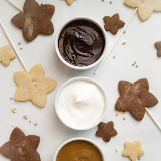 Sugar and Spice Cookie Fondue