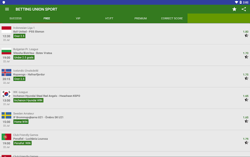Betting Forecasts  for Win & Win Money for Free 1.1 screenshots 7