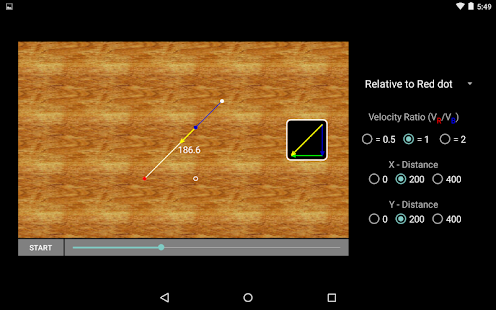Kinematics (1 D)- screenshot thumbnail