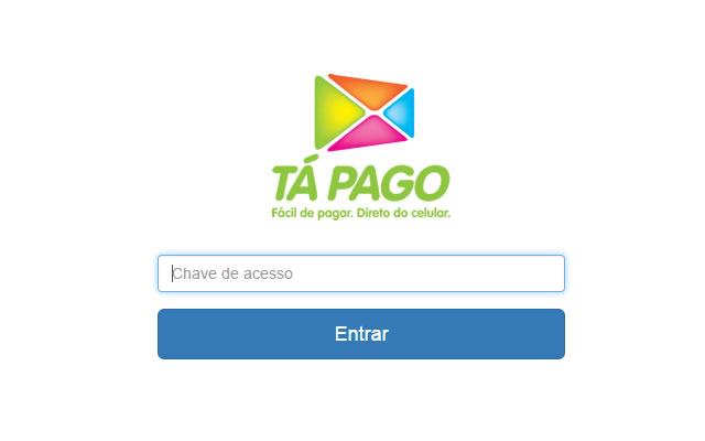 Tá Pago - Vendas