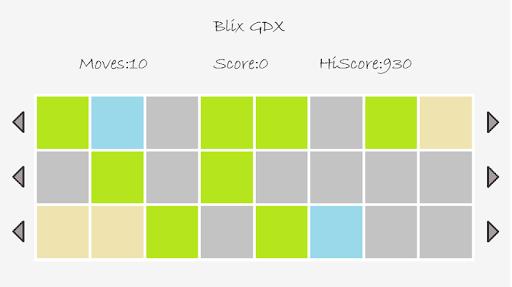 Blix Puzzle Game