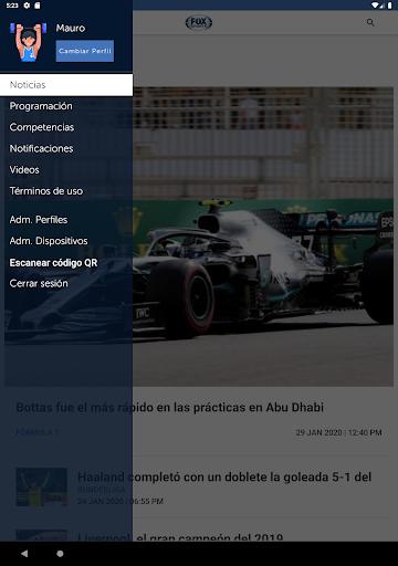 FOX Sports Latinoamu00e9rica 9.1.5 Screenshots 14