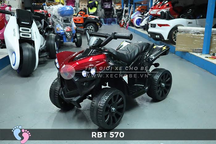 Xe moto điện trẻ em RBT-570 4