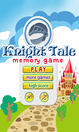 Knight Tale Memory Puzzle