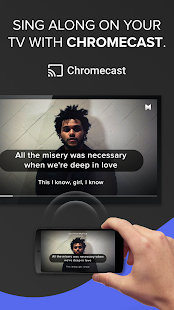 Musixmatch music & lyrics- screenshot thumbnail