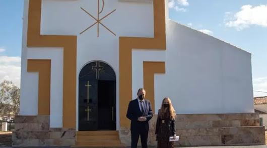 Junta invierte 50.000 euros en el entorno de la ermita de la Santa Cruz de Albox