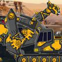 Combine! Dino Robot - Apatosaurus Dinosaur Puzzle icon
