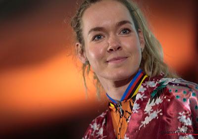 Anna van der Breggen pakt na WK tijdrijden nu ook het WK op de weg
