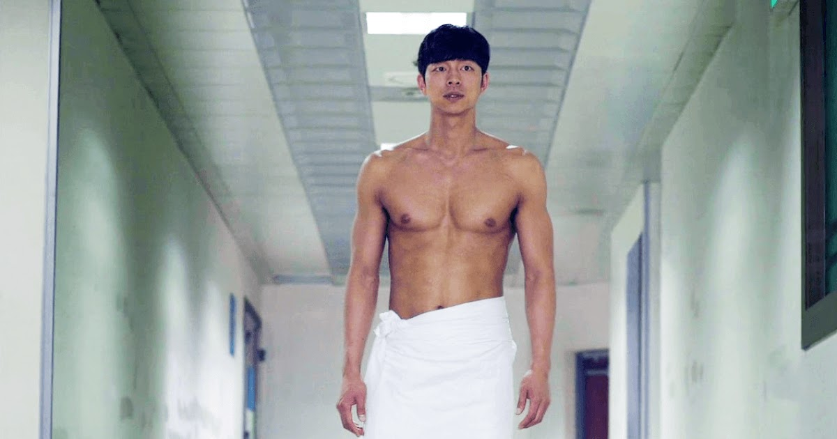 Image result for gong yoo topless