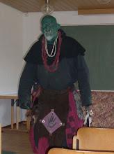 Photo: Doktor Tulag ist wach - die Vorlesung kann beginnen ;)
