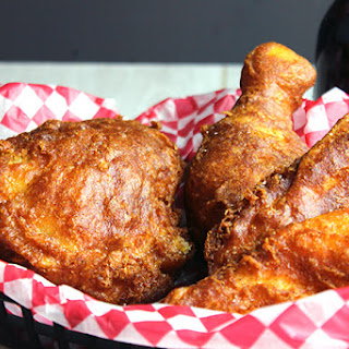 Pioneer Fried Chicken.