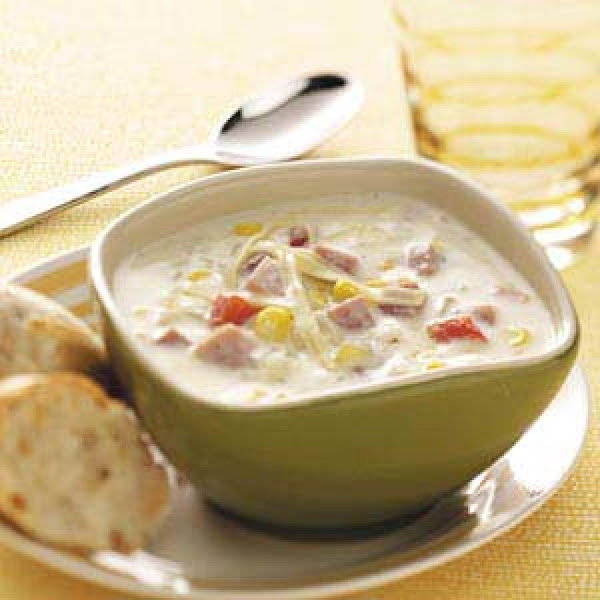 Ham Chowder Recipe