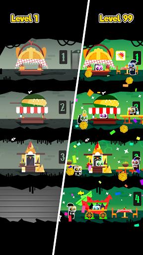Télécharger Gratuit Idle Death Tycoon -  jeu de riches APK MOD (Astuce) screenshots 1