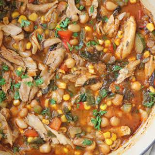 White Bean Chicken Chili Soup Recipes.