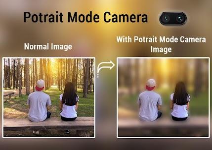 Portrait Mode Camera Mod Apk Download Free 2