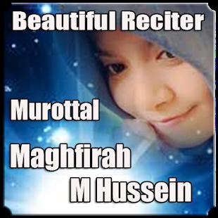 Yaa Siin Murottal Merdu Maghfiroh M Husein - náhled