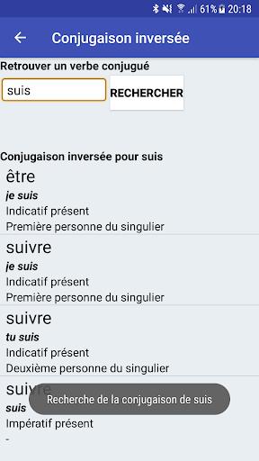 Le Conjugueur  screenshots 3