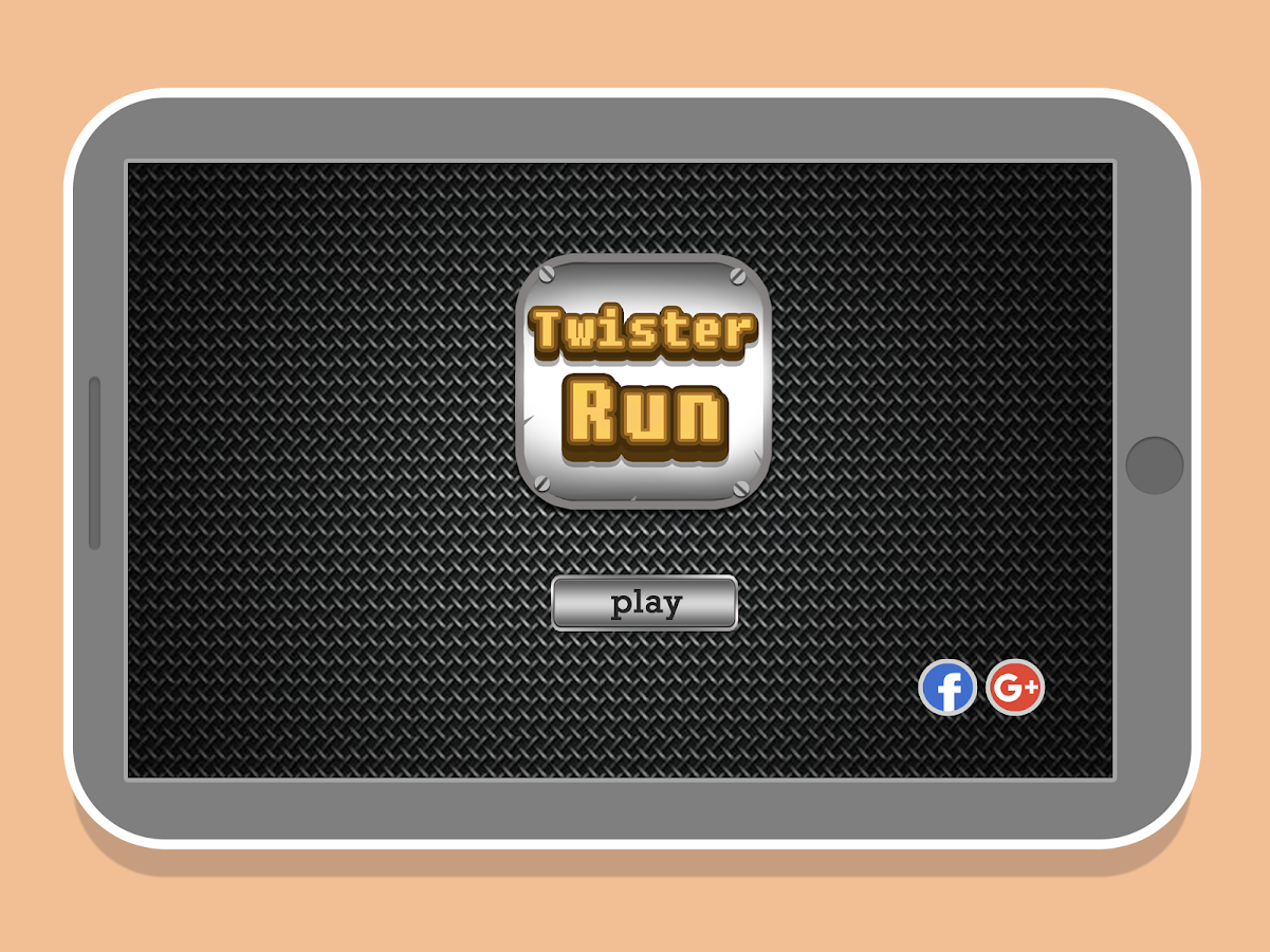 Twister Run- screenshot