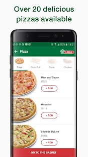 The Pizza Company 1112.- screenshot thumbnail