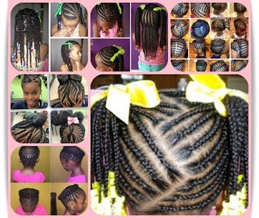 Kids Hairstyle And Braids 2018 Android Apps On Google Play
