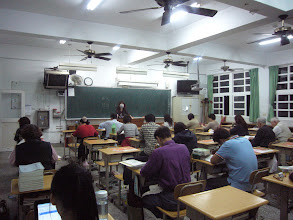 Photo: 20110321初級日語Ⅶ-日本語好上手001