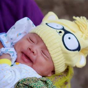 by Travis Borland - Babies & Children Babies ( baby, cute, sleep, newborn, asian )