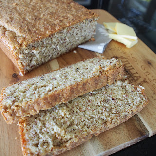 Almond Meal Bread.