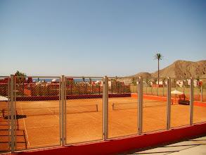 Photo: #023-Les tennis de Sinai Bay 2011