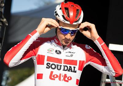 """Tim Wellens met ambitie naar Lombardije: """"Minstens even goed als vorig jaar"""""""