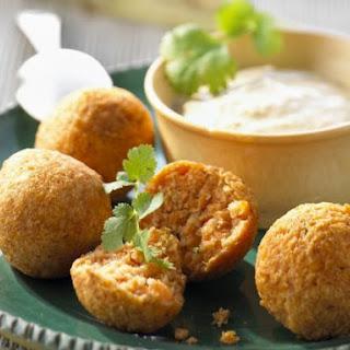 Indian Vegetarian Balls