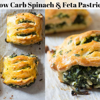 Spinach Feta Low Carb Recipes