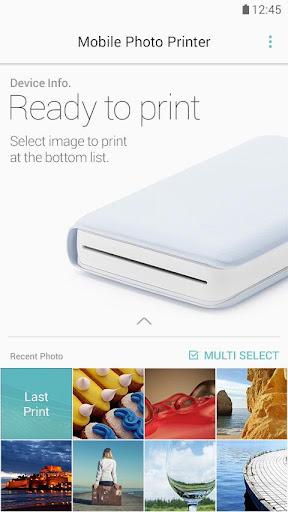 Mobile Photo Printer screenshots 1