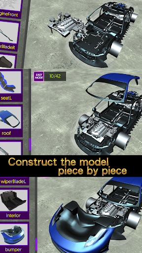 Model Constructor 3D 1.0.5 Cheat screenshots 2