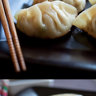 Gyoza Recipe (Japanese Pan-fried Dumplings).