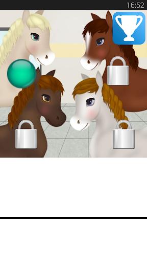 馬の手術ゲーム